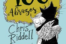 100 abrazos. Chris Riddell