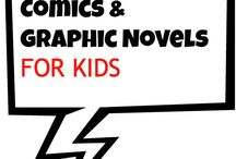 GNs and Manga / by Teen Librarian's Toolbox