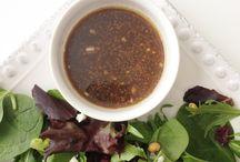 Salad dressings / by Carrie Tatum