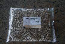 Sunflower Kernels / How I pan roast sunflower kernels