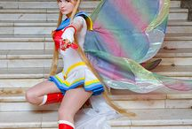 Sailor Moon / by Autumn Abeita-Daniels