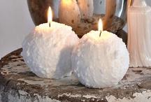 Tischdeko mit KERZEN / Tolle Ideen Kerzen in die #Tischdeko zu integrieren: Hier!