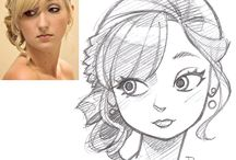 Amazing Artist Draws People As Anime Characters