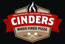 WoodFire Inspiration / Inspiration for woodfired pizza restaurant concept