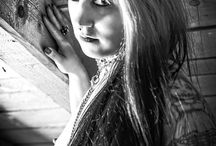 Photography - Model: Stella Tex / Latex, Fetisch, Tattoo, Piercing Addict