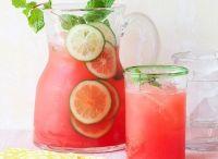 Watermeloen frisdrank