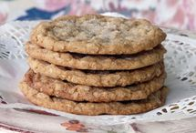 Crispy oatmeal cookies / Breakfast