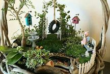 mini zahrady