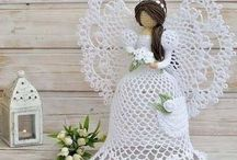Haken engel