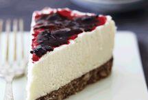Kager / desserter med solbær