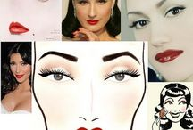 1950s makeup and everything to love
