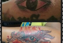 day art tattoo cover up