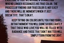 Sayings / by Tess Carman