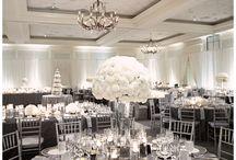 Silver | Wedding and Event Decor Inspiration