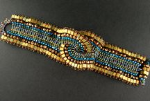 Bracelets-Bead Woven / by Denise Wootton
