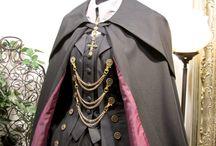 中世 衣装