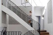 Staircase Design / A curated space for staircase. #foundspacenz