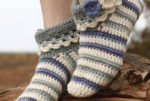 sapatilha croche