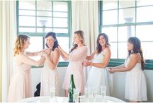 Bridesmaids - Blueberry Photography