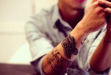 Men Tattoo ideas / Elegant Masculine Tattoos, men tattoo ideas