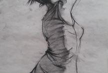 Anatomi/kropp/tegning