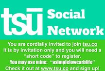 TSU Social Media / Join us on TSU.co for a better social media experience where you own your content and gain royalties as your grow.