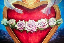 Sacred Hearts / by Marsha Squires