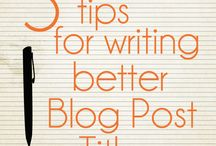 Blog - writing / This board is all about writing for your blog: writer's block, grammar, reading a blog, writing a blog post, etc.  If you would like an invite to pin to this board: 1. Follow me so that I can add you. 2. Send me an email with a link to your pinterest profile. (snippetsofinspiration@yahoo.com) 3. Invite other pinners to this board too! 4. Keep it family friendly.