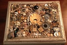 mosaic boxes