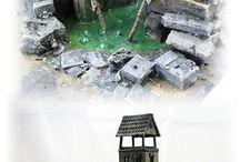 Warhammer Scenery