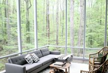 Forest dream house