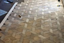 Parquetry / Timber floors