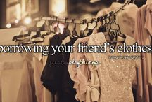 JUST GIRLY THINGS ! / by Alyssa Craven