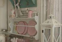 decoração vintage casa