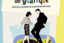 Cuéntame los 60. Proyecto anual 2015-2016 / Relación de libros sobre la década de los 60 en la biblioteca escolar.