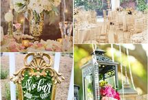 Wedding deco/theme ideas