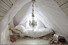 Dreamy Bedrooms / by Beverly Carter