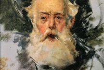 Jose Malhoa malarz