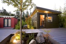 Modern-Shed / by Jamie-Nicole Johnson