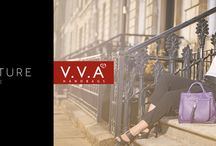 VVA Handbags Campaign / Stunning images from the latest VVA handbags collection.