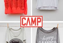 Happy Camper / Campy Fun