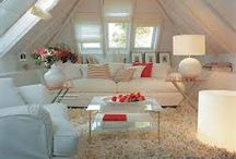 Angled ceilings