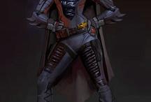 Batgirl / Imagenes del personaje de Comics Batgirl