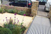 Front Garden Designs