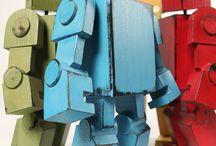 Fun Puppets / Robots