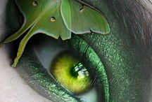 EYES / Fascinating pictures of eyes