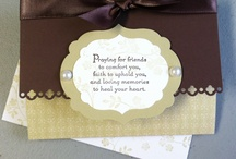 Sympathy Stampin' Up! / by Michelle Curran-Borrego, Independent Stampin' Up! Demonstrator