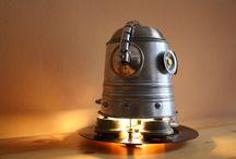 Disc-jockey lamp