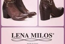 LENA MILOS fall winter 2014/15 / Some must have from LENA MILOS 2014/15 fw Collection....only in the best italian boutiques. www.lenamilos.it