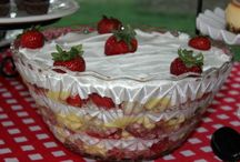 CAKE-PUNCH BOWL / by Barbara Postier